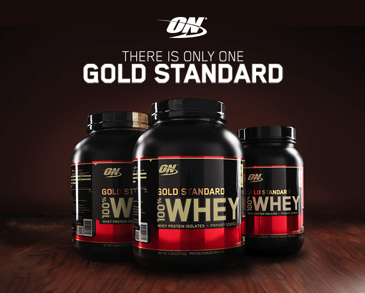 Optimum Nutrition 100 Gold Standard Whey Protein Powder 5 Lb Pick Flavor Ocean State Nutrition